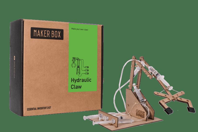 Hydraulic Claw
