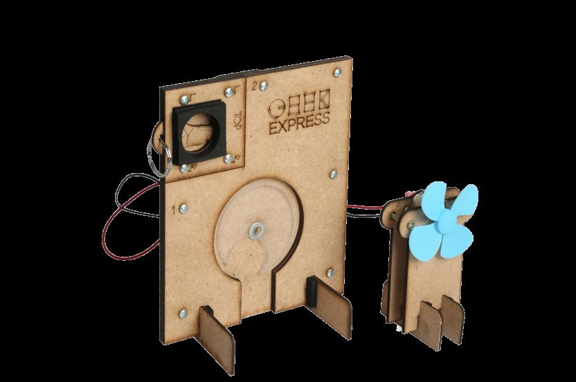 Wind Spinner kit