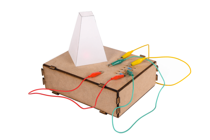Multi Colored Lantern kit