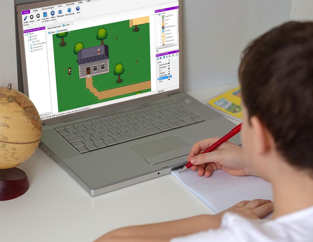 Game Developer Level 1 Image
